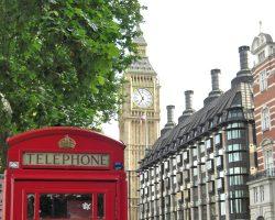 Londen baby!