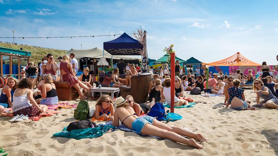 Edelwise Zandvoort Festival Dingen