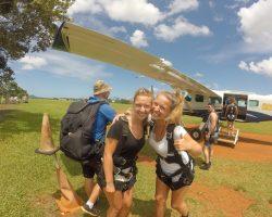 Laatste stukje oostkust in Australië (en SKYDIVING)!