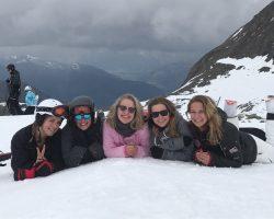 Wintersporten op een Gletsjer: voor- en nadelen!