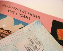 Going Down Under? Vergeet je visum niet aan te vragen!