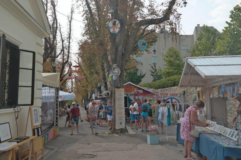 hippie markt